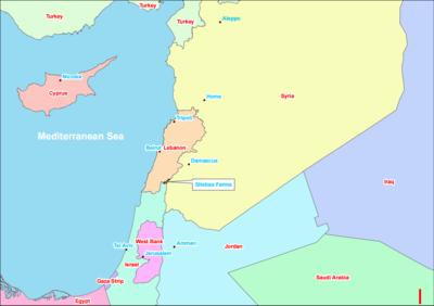 Lebanon-Regional