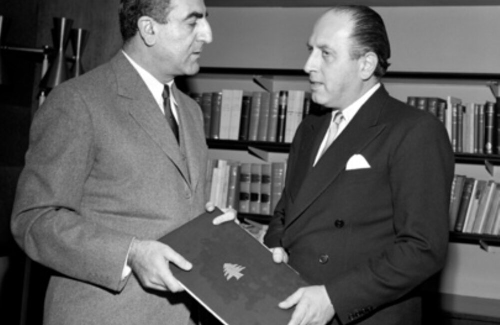 Lebanon becomes 43rd country to ratify the United Nations Convention on the Prevention and Punishment of the Crime of Genocide (December 1953)