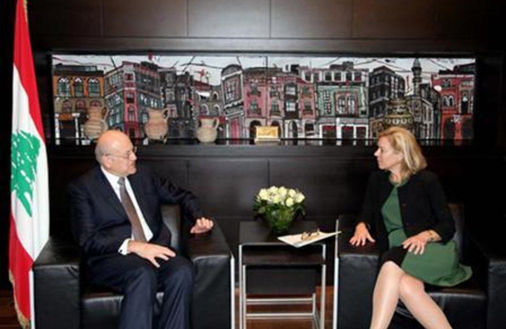 SCL Sigrid Kaag meets with Mikati (02 02 15)