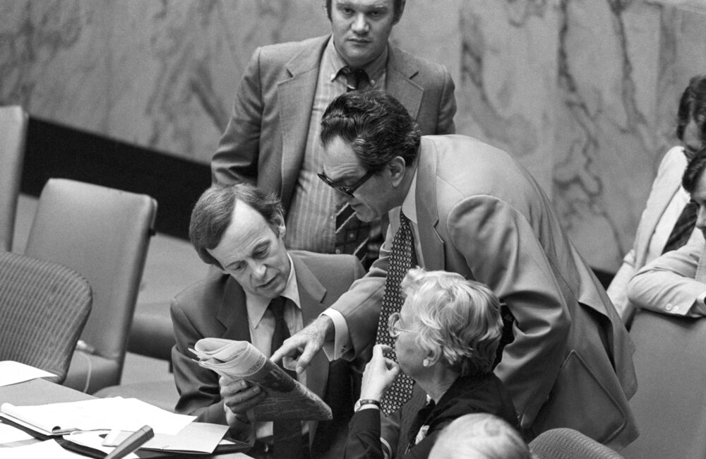 Security Council meets to continue consideration of the situation in Lebanon (4 August 1982)