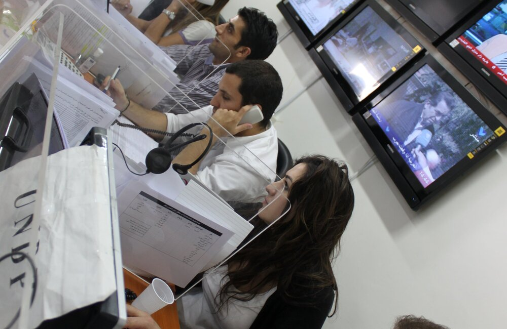 UNDP technical electoral assistance (2009)