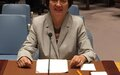 UN Special Coordinator Briefs Security Council on Implementation of Resolution 1701
