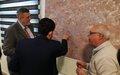 UN Special Coordinator Jan Kubis visits Arsal and Baalbek