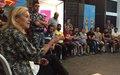UN Special Coordinator Sigrid Kaag Visits Roumieh Prison