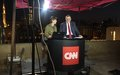 Transcript of UN Special Coordinator Jan Kubis' Interview with CNN's Becky Andersen