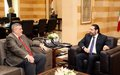 Remarks of UN Special Coordinator Jan Kubis After Meeting Prime Minister Saad Hariri