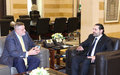 UN Special Coordinator for Lebanon Jan Kubis Remarks after Meeting Prime Minister Saad Hariri