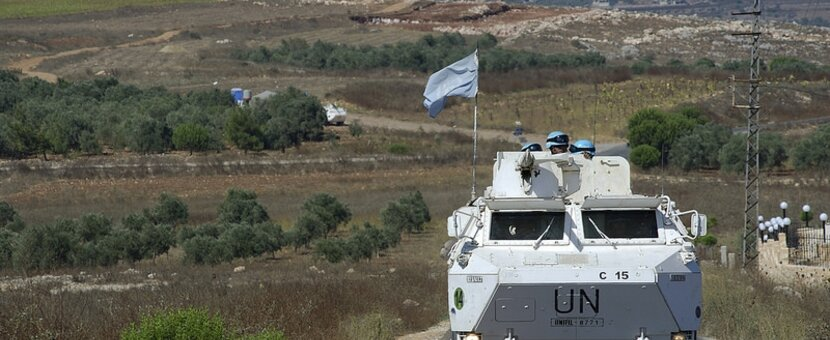 Latest Report of the UN Secretary-General on the Implementation of Resolution 1701 (UNIFIL Photo)
